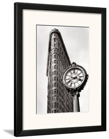 5th Avenue Clock by Igor Maloratsky