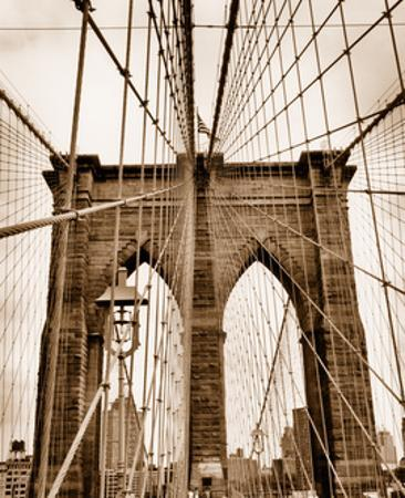 Brooklyn Bridge by Igor Maloratsky