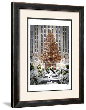 Christmas Tree at Rockefeller Center by Igor Maloratsky