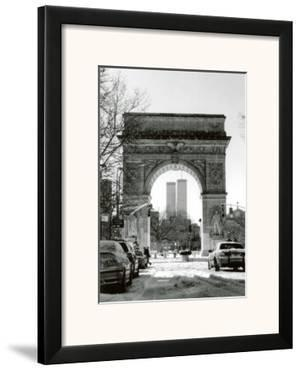 Washington Arch by Igor Maloratsky