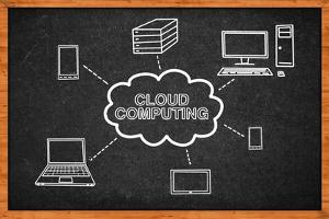 Cloud Computing Scheme by igor stevanovic