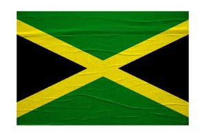 Jamaican Flag by igor stevanovic