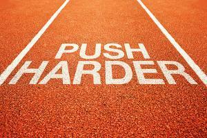 Push Harder by igor stevanovic