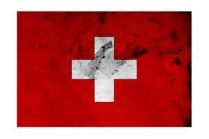 Swiss Flag by igor stevanovic