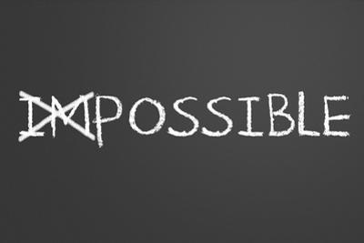 Changing Impossible Into Possible by IJdema