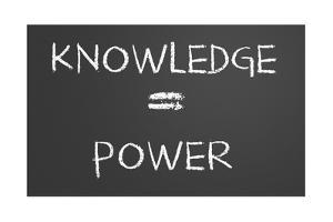 Knowledge Is Power by IJdema