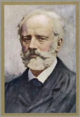 Pyotr Ilich Tchaikovsky, Russian Composer by Ik Skelton