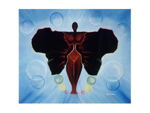 Black Butterfly by Ikahl Beckford