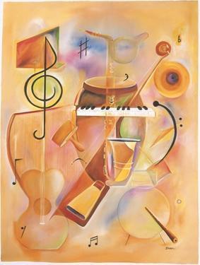 Musical Mix by Ikahl Beckford