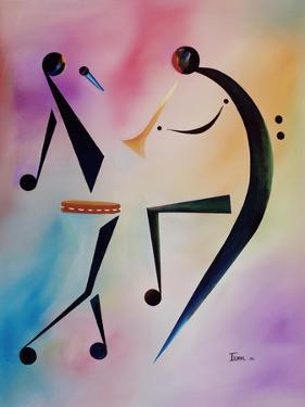 Tamberine Jam, 2006 by Ikahl Beckford