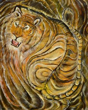 Tiger by Ikahl Beckford