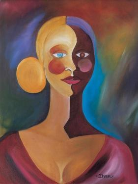 Two Faces of Eve by Ikahl Beckford