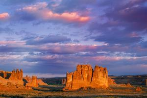 Arches National Park II by Ike Leahy