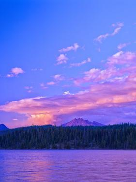 Broken Top V by Ike Leahy