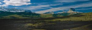 Glacier National Park II by Ike Leahy