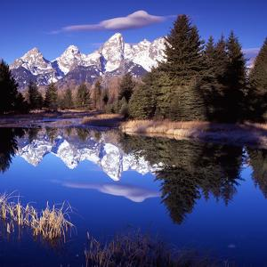 Grand Teton National Park VII by Ike Leahy