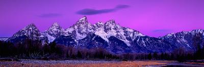 Grand Teton National Park X by Ike Leahy