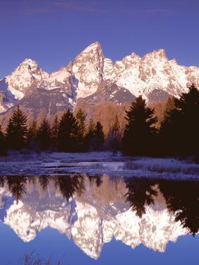 Grand Teton National Park XIII by Ike Leahy