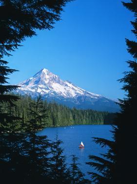 Mt. Hood VI by Ike Leahy