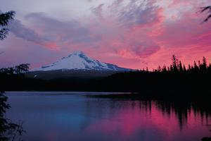 Mt. Hood XXX by Ike Leahy