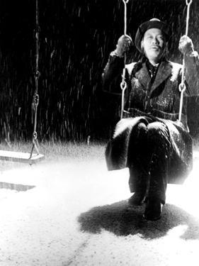 Ikiru, Takashi Shimura, 1952