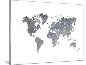 World Map 1 by Ikonolexi