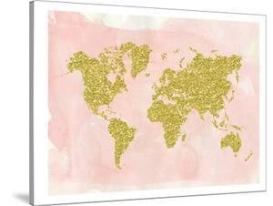 World Map by Ikonolexi