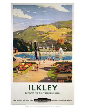Ilkley, BR, c.1957