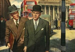Illustration from 'John Bull', 1950S