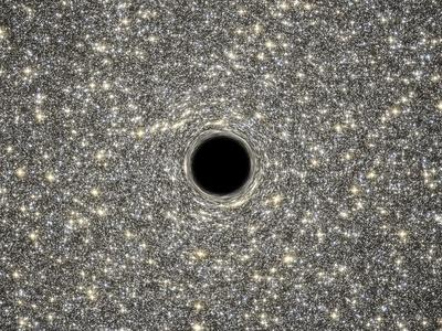 https://imgc.allpostersimages.com/img/posters/illustration-of-a-supermassive-black-hole-in-the-middle-of-a-dense-galaxy_u-L-PRRPIR0.jpg?artPerspective=n