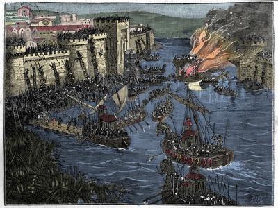 https://imgc.allpostersimages.com/img/posters/illustration-of-normans-laying-siege-to-paris_u-L-PRGNEG0.jpg?p=0