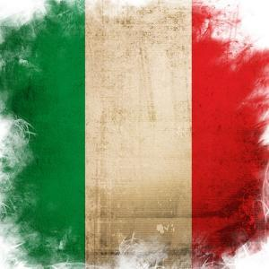 Flag Of Italy by ilolab