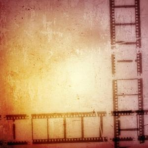 Great Film Strip for Textures and Backgrounds Frame by ilolab