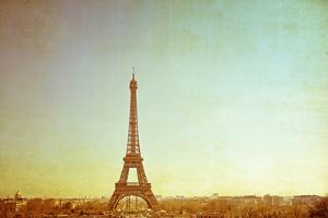 The Eiffel Tower (Nickname La Dame De Fer, the Iron Lady),The Tower Has Become the Most Prominent S by ilolab