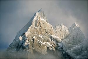 Chamonix Mont Blanc Mountains by Image From Arnaud Bachelard