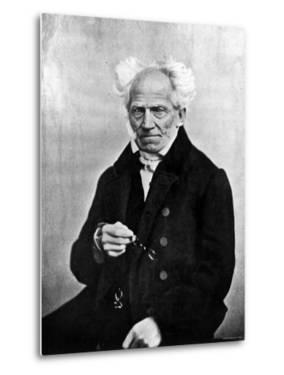 Image of Arthur Schopenhauer, German Philosopher