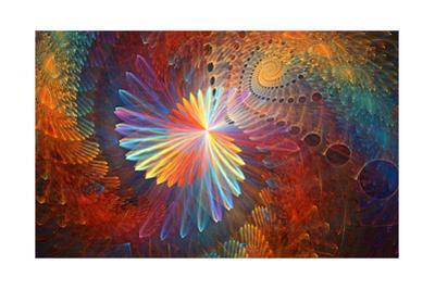 Fractal Rainbow by Imageman72