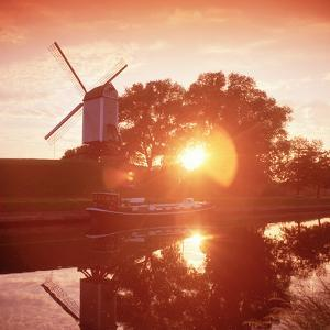 Windmill by Images Etc Ltd