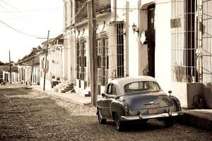 Antique Car, Trinidad by imagesef