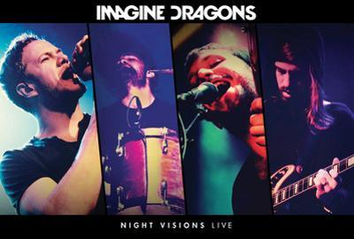 Imagine Dragons- Night Visions Live