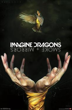 Imagine-Dragons- Smoke & Mirrors
