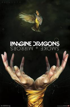 Imagine-Dragons- Smoke & Mirrors