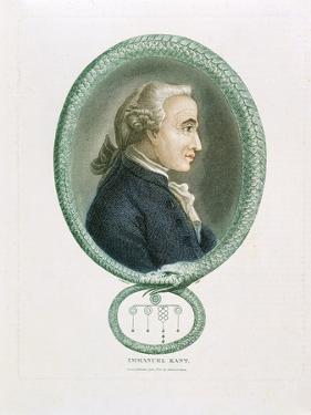 Immanuel Kant, German Philosopher, 1812