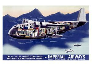 Imperial Airways, Flying Boat