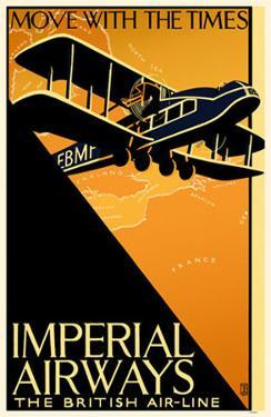 Imperial Airways- The British Airline