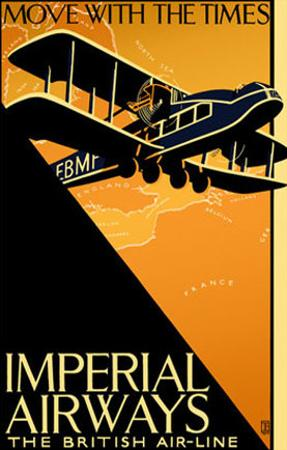 Imperial Airways- The British Airline