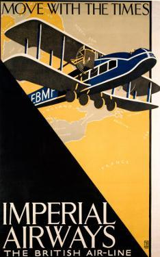 Imperial Airways travel, c.1926