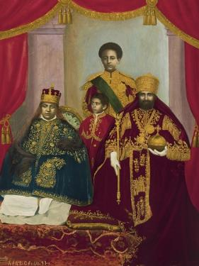Imperial Family of Haile Selassie I