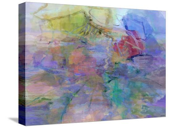 Impressions IV-Michael Tienhaara-Stretched Canvas
