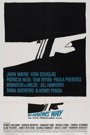 In Harm's Way, 1965, Directed by Otto Preminger